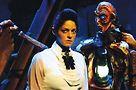 Ann Sonneville and Chris Hainsworth in Frankenstein.Photo by Suzanne Plunkett