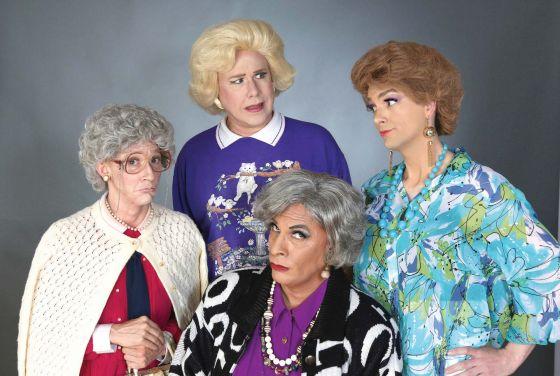 THEATER SPOTLIGHT on The Golden Girls: Bea Afraid, The Halloween Edition