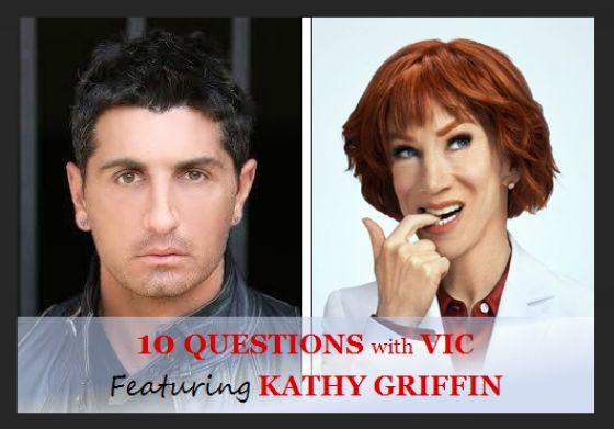 orientation sexual Kathy griffin