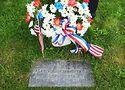 Allen Schindler's grave. Photo by WCT staff