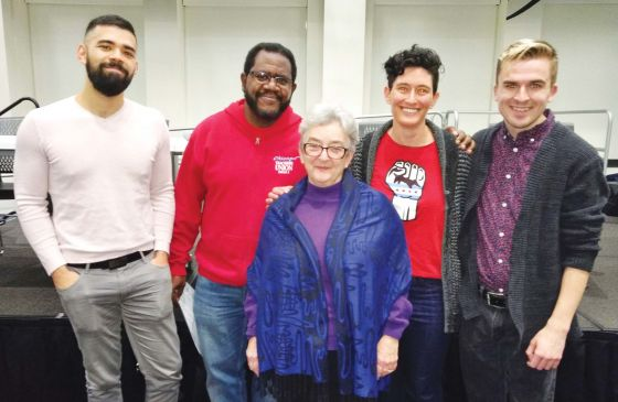 Author Miriam Frank headlines CTU LGBTQIA+ event