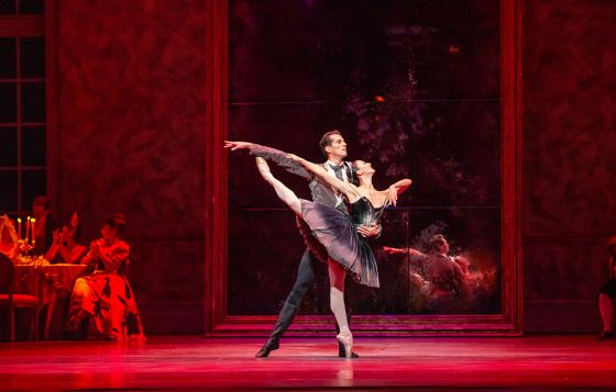 Joffrey's 'Swan Lake' draws on Degas, backstage drama