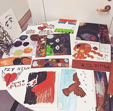Thrift-shop-exhibits-AIDS-artwork-by-homeless-youth