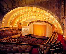 Auditorium-Theatre-restores-Louis-Sullivan-designed-stencils