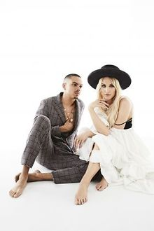 Ashley-Simpson-Evan-Ross-aim-to-be-new-dynamic-duo