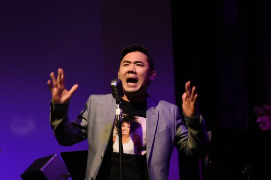 Fillet of Solo Storytelling Fest, Archy Jamjun, A Boy & A Diva Jan. 18, 25