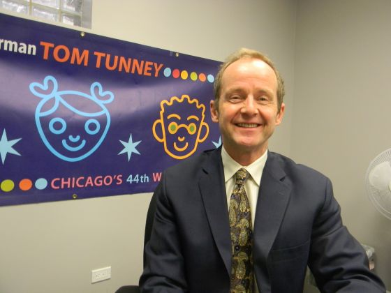 ELECTIONS 2019, 44TH. Tom Tunney on accomplishments, LGBT issues, Wrigley Field