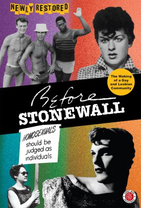 Before Stonewall, The Making of a Gay and Lesbian Community restoration out in June