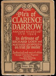 Symposium-to-explore-Clarence-Darrows-Leopold-and-Loeb-defense-95-years-ago