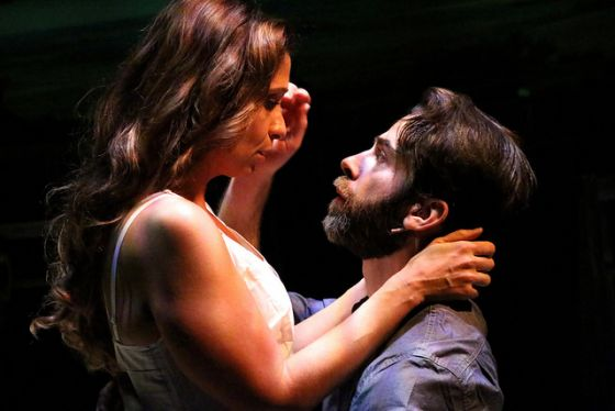 THEATER REVIEW The Bridges of Madison County