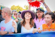 WORLD-Cuba-cancels-marches-gay-panic-defense-lesbian-UK-politician