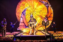 SHOWBIZ-Cirque-du-Soleil-Downton-Abbey-film-Mathew-V-Whitney-Houston