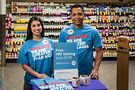 Walgreens, Greater Than AIDS collaboration. PR photo
