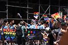 Parade at Stonewall 50 in NYC. Photo by Darlene Photographics