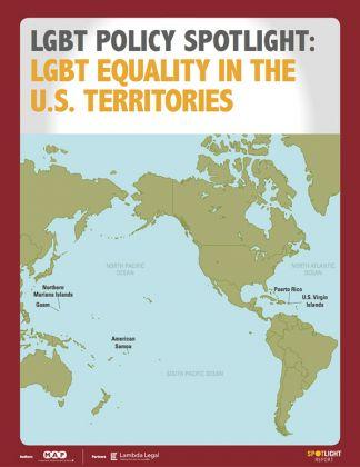 LGBT report looks at U.S. territories