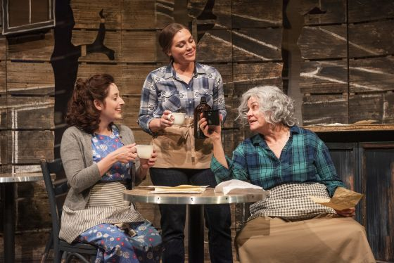THEATER REVIEW The Spitfire Grill