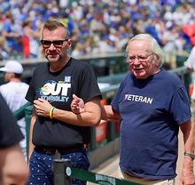 Gay-Korean-war-era-veteran-honored-by-Chicago-Cubs