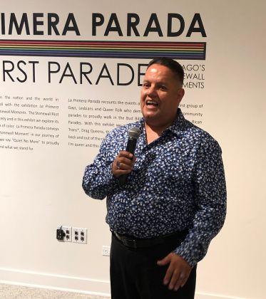 PRAA launches exhibit on Latinx LGBT activism