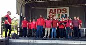 Chicago Gay Mens Chorus. Photo by Carrie Maxwell