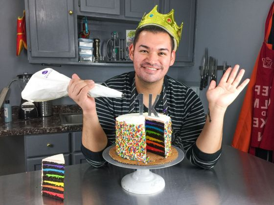 SAVOR Jerry Tapia, baking his way to success