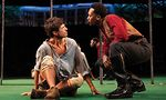 James Cusati-Moyer (left) and Ato Blankson-Wood in Slave Play. Photo by Matthew Murphy