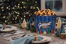 Chicago's Garrett Popcorn Shops (GarrettPopcorn.com) have pretty much been a holiday tradition for seven decades. This year, there are Garrett Mix (the original Chicago-style popcorn), the return of Hot Cocoa CaramelCrisp®, and new Blue Holiday Spruce Tin Design and Gift Sets.