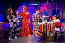 THEATER-REVIEW-A-Xmas-Cuento-Remix­­-