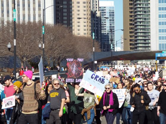 Women's March Chicago announces changes to Jan. 18 event
