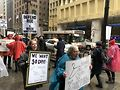 Pro-choice protest. Photo by Matt Simonette