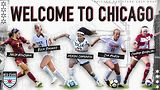 Chicago Red Stars' 2020 draft selections. Image courtesy of the team
