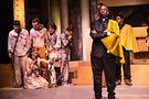 (left to right) Andrew Neftalí Perez, Michaela Petro, Shane Richlen, Trevor Bates, Morgan Lavenstein, Colin Jones and Brian BradfordPhoto by Austin D. Oie.
