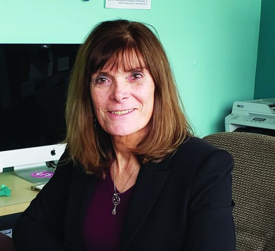 ELECTIONS 2020 Jill Rose Quinn heads toward being state's first openly transgender judge