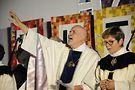 Rev. Troy Perry. Photo by Hal Baim