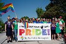 Buffalo Grove Pride Parade in 2019. Photo by Tim Carroll Photography