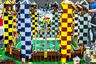 Brickworld LEGO structure. Photo courtesy of Karin McKie