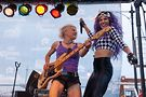 """Molly Callinan (right) of CATFIGHT at Midsommarfest 2019 will host """"Andersonville at Home."""" Photo by Starbelly Studios"""