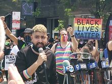 Grassroots-march-focuses-on-Black-Brown-trans-lives