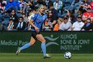 Chicago Red Stars' Julie Ertz. Photo by Justyne Freud